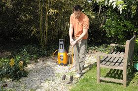 jardinage exterieur bouteille gaz